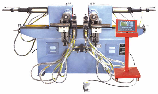hf-sw38b雙頭液壓彎管機